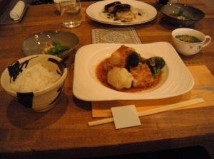 松本市 深志 食事 天神