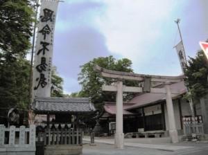 松本市 岡の宮神社 お祭り
