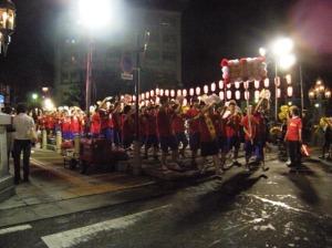 松本市 松本ぼんぼん 夏祭り 踊り