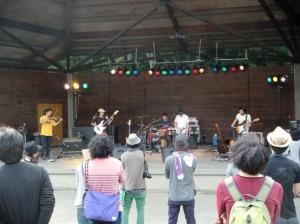 松本市 音楽祭 りんご アルプス公園 フェス